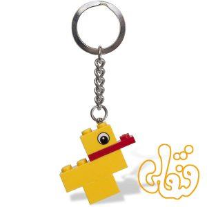 لگو ساختنی آویز کلید اردک Duck 852985