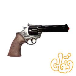 تفنگ هفت تیر پلیس 123
