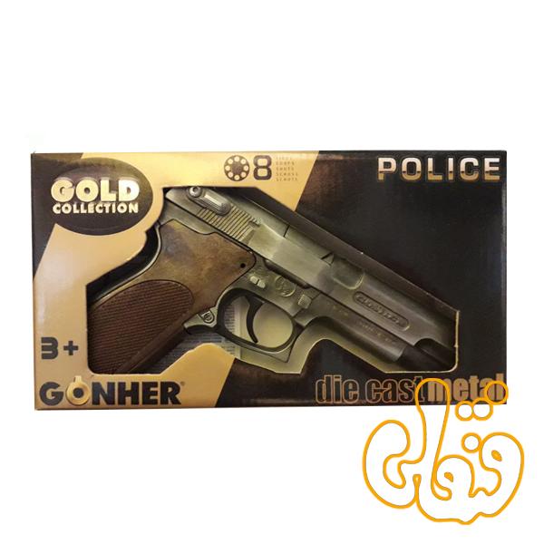 تفنگ کلت طلایی 45