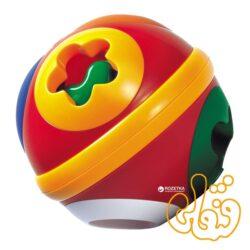 توپ فکری جاگذاری اشکال تولو Rolling Ball Shape Sorter 89550