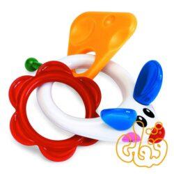 جغجغه موش تولو Mouse Rattle 86424