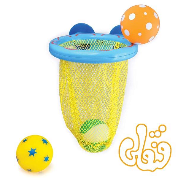 سبد تور بسکتبال حمام تولو Splash Dunk 50801