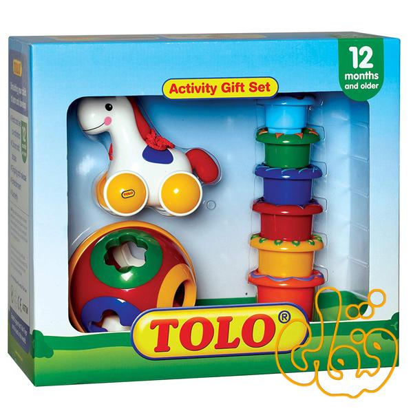 ست هدیه فکری تولو Activity Gift Set 86511