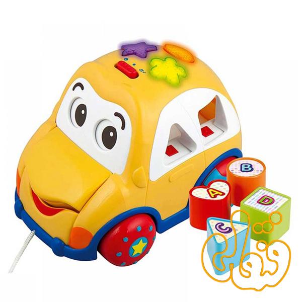 ماشین فکری و سخنگو Rhymes & Sorter Car 659