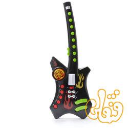 گیتار الکتریکی موزیکال راک Rockin' Sounds electric Guitar 2058
