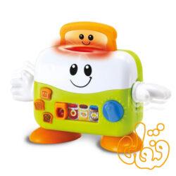 آقای توستر جهنده Bouncy Mr.Toaster 753