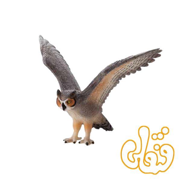 جغد بزرگ نوک تیز Great Horned Owl 387284