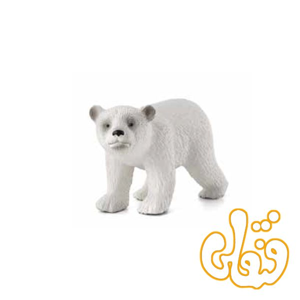 توله خرس قطبی ایستاده Polar Bear Cub Walking 387020