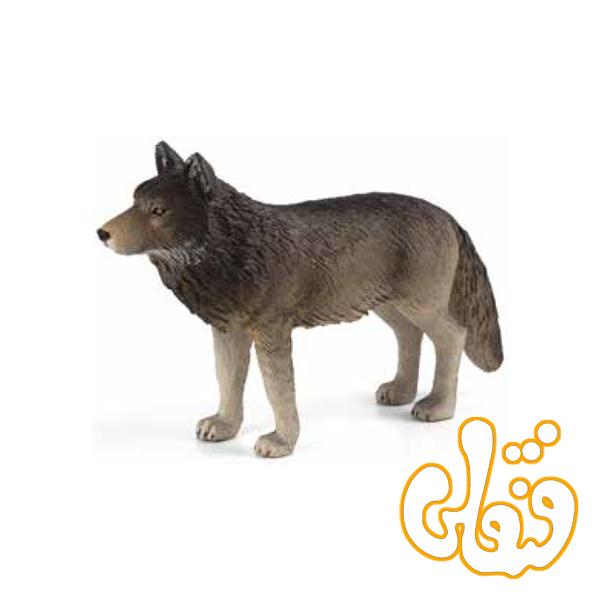 گرگ ایستاده Wolf Standing 387025