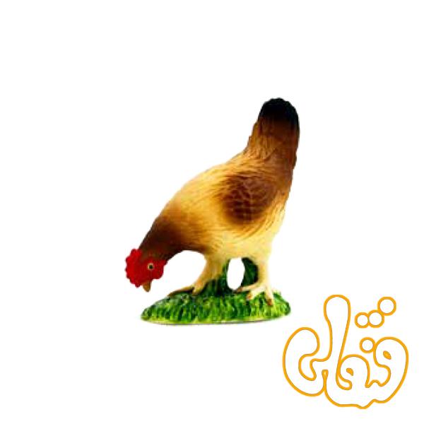مرغ دانه خوار Hen Eating 387053