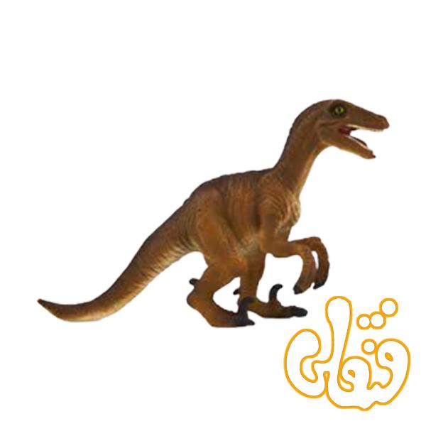 دایناسور غرش کنان ولاسیرپتر Velociraptor Crouching 387039