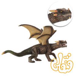 اژدهای زمینی آرواره دار Earth Dragon with Articulated Jaw 387250