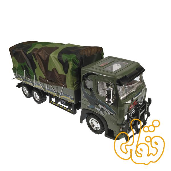 ماشین کامیون ارتشی