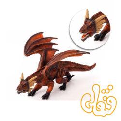 اژدهای آتشین آرواره دار Fire Dragon with Articulated Jaw 387253