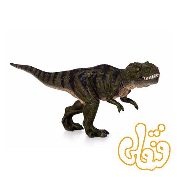 دایناسور رکس تیرانوسار آرواره دار Tyrannosaurus Rex with Articulated Jaw 387258