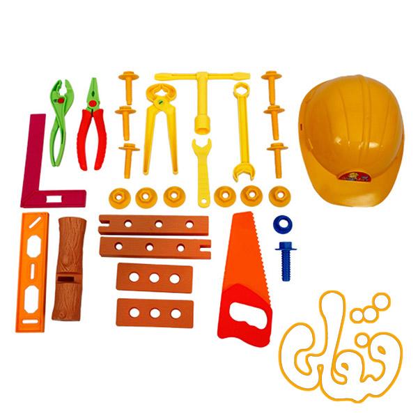 ست ابزار کیسه ای 29 قطعه با کلاه