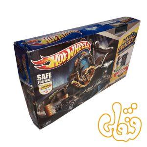 ماشین هات ویلز و جاده دیواری بت من Batman Edition 6272