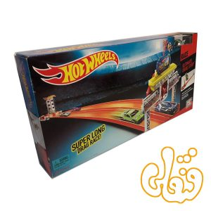 ماشین هات ویلز و جاده بلند مسابقه Super Long Drag Race 074906