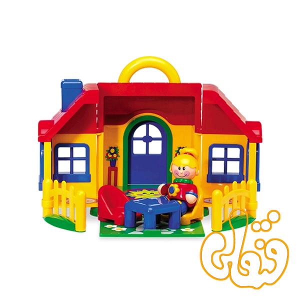 کلبه بازی تولو Activity Play House 89738