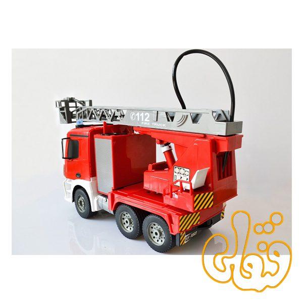 ماشین آتش نشانی کنترلیمدل Mercedes-Benz Antos Fire Truck 527-003