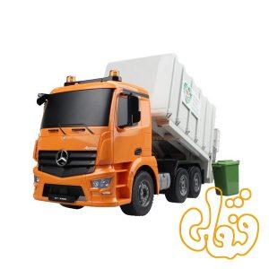 ماشین حمل زباله کنترلی مدل Mercedes-Benz Antos Garbage Truck 560-003