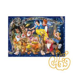 پازل رونزبرگر سفید برفی و هفت کوتوله Snow White 19674