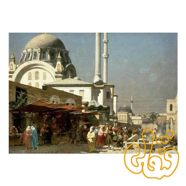 پازل رونزبرگر بازار استانبول A Market Bazar in Istanbul 19030