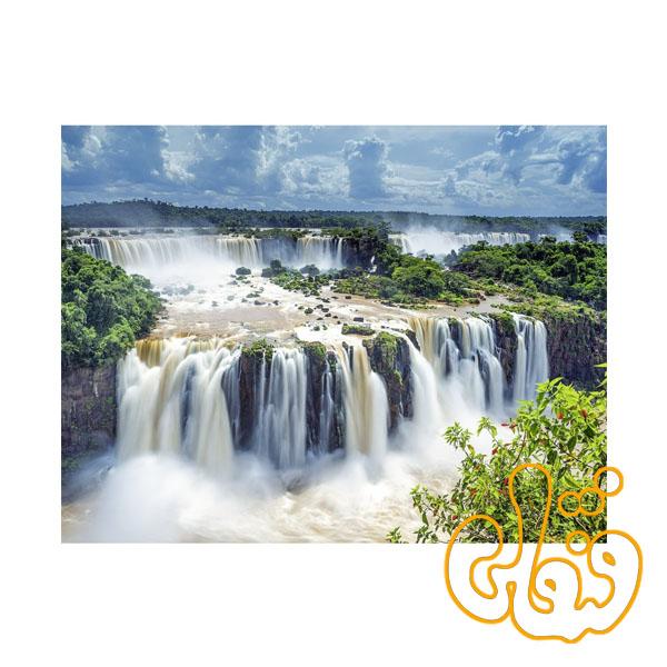 پازل رونزبرگر آبشارهای برزیل Iguazu Waterfalls, Brazil 16607