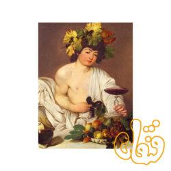 پازل رونزبرگر جوان اثر میکلانژ Bacchus 15571