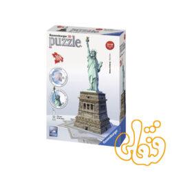 پازل حجمی رونزبرگر مجسمه آزادی Statue of Liberty 12584