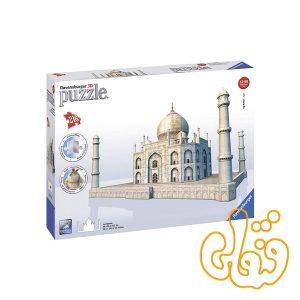 پازل حجمی تاج محل Taj Mahal 12564