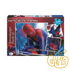 پازل رونزبرگر مرد عنکبوتی نترس Fearless Spider Man 09246