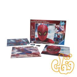 پازل رونزبرگر مرد عنکبوتی Spider Man in action 09327