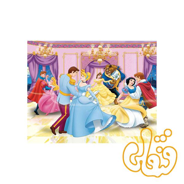 پازل رونزبرگر رقص پرنسسها Dancing Princesses 09123