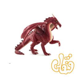 دایناسور قرمز Dragon Red 387214