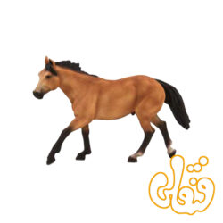 اسب آهویی محلی Quarter Horse Buckskin 387121