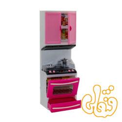 آشپزخانه کابینت اجاق گاز 6920-4