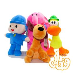 مجموعه 4 تایی عروسکهای پوکویو