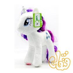 عروسک پونی سفید ریریتی Rarity 100111