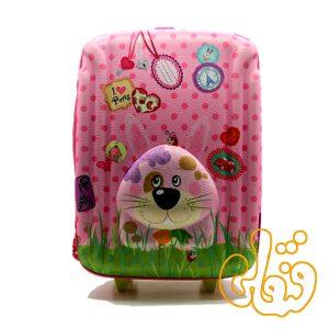کیف چمدان چرخدار خرگوش 80163