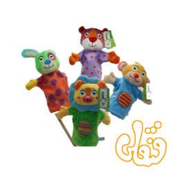 عروسکهای پاپت نمایشی 100100