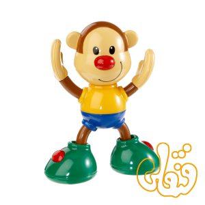 میمون مفصلی گیره دار Clip on friends Monkey 86422