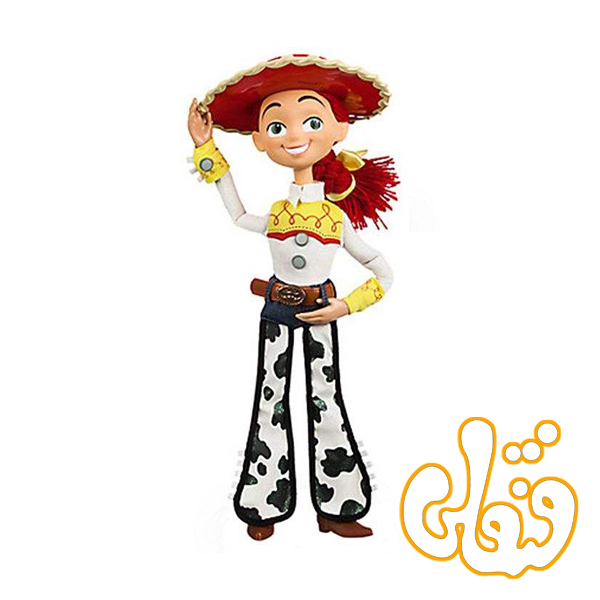 عروسک جسی داستان اسباب بازیها Jessie The Yodeling Cowgirl 4648