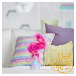 عروسک موزیکال ترولز با موهای چراغدار Hair in the Air Poppy 1305