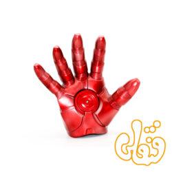 دستکش مرد آهنی چراغدار