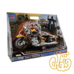 موتور هارلی داویتسون قدرتی بزرگ درج