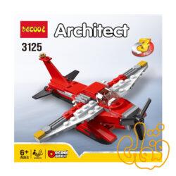 ساختنی لگو 3 مدل هلی کوپتر ، قایق و هواپیما 3125