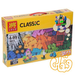ساختنی لگو سری کلاسیک 39078