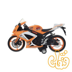 موتور سوزوکی قدرتی درج-نارنجی