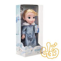 عروسک السا فروزن Olaf's Frozen Adventure Elsa 55080